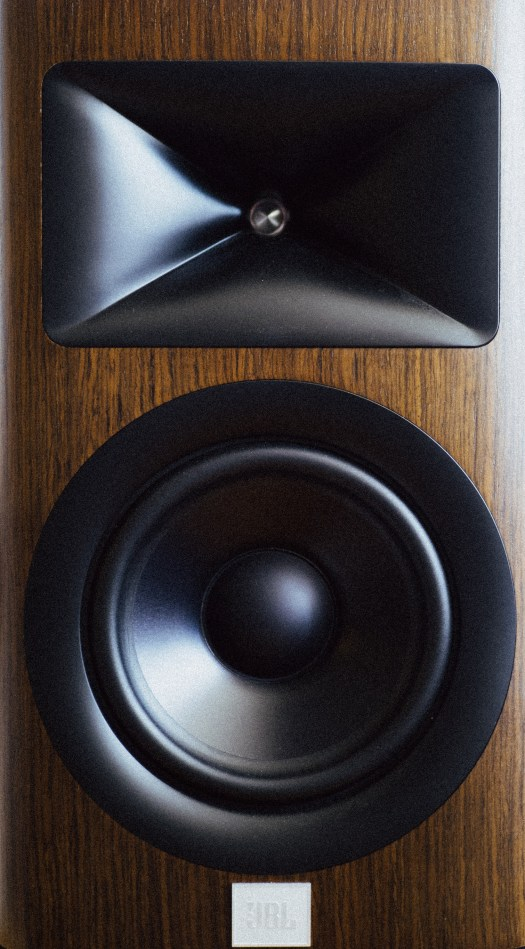 This hi-fi speaker is meant to play loud 6
