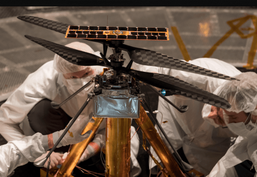 Ingenuity will attempt up to five test flights on Mars