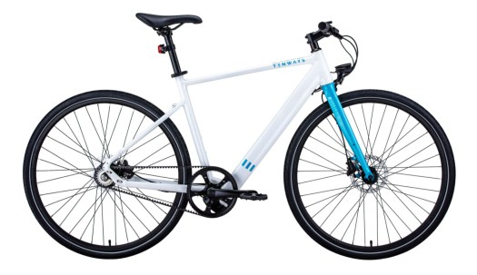 An alternate color for the Tenways ebike