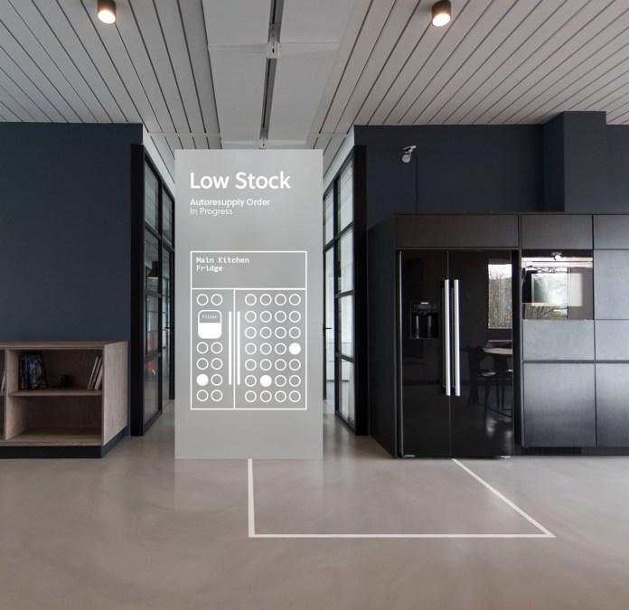 asset tracking fridge with Helium