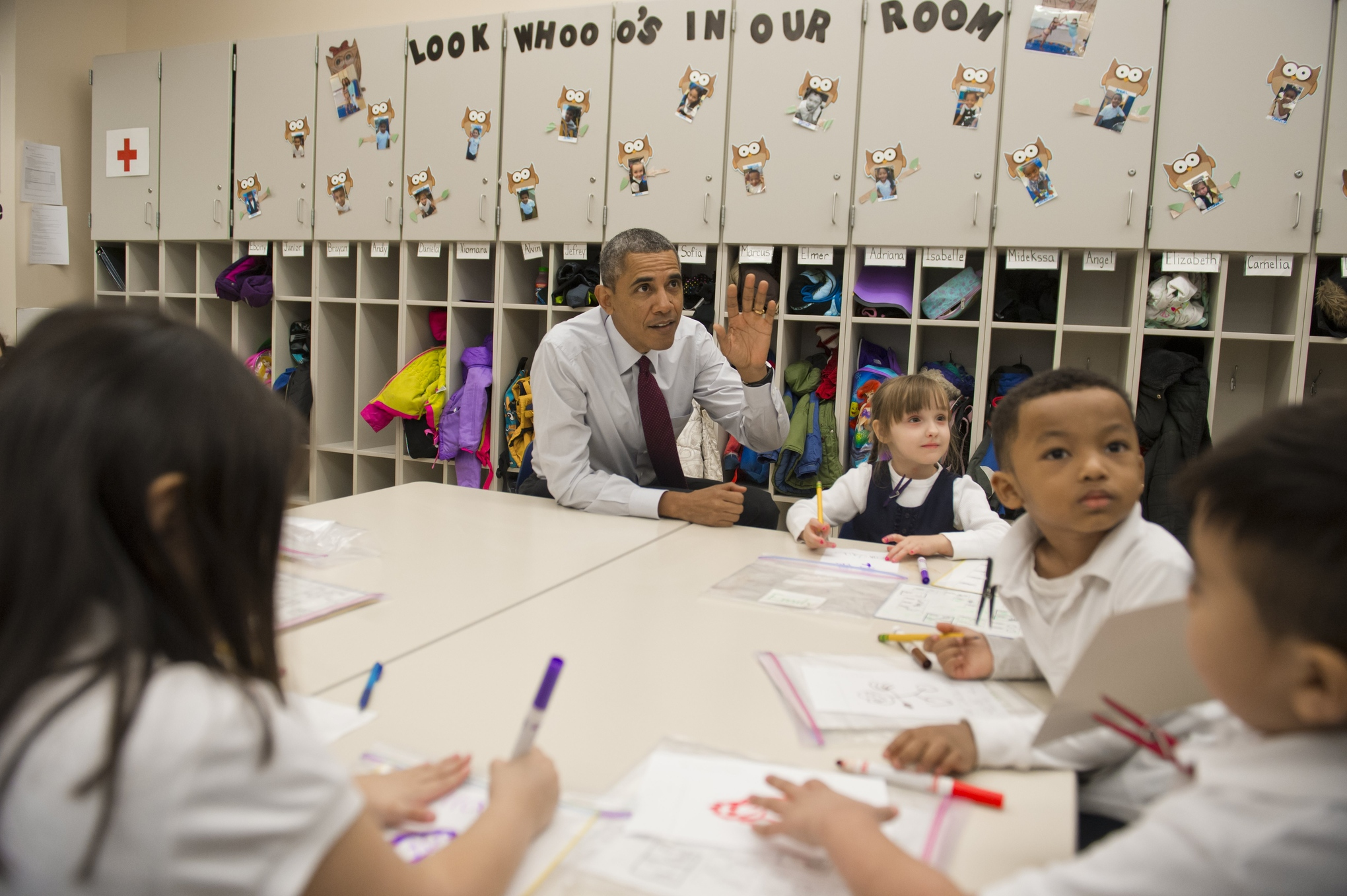 The Biggest Benefit Of Pre K Might Not Be Education