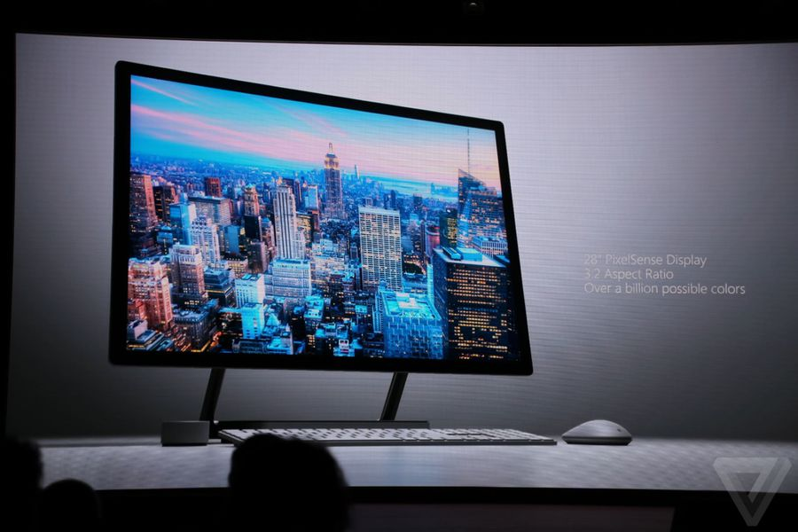 Microsoft Surface Studio PC Announced For 2999 Coming