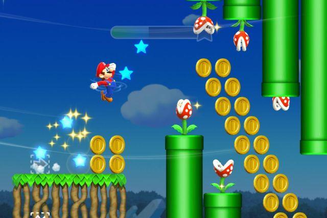 Super Mario Run ile ilgili görsel sonucu