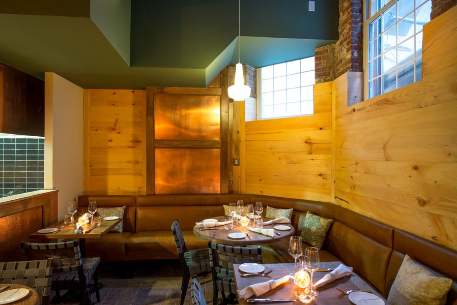 Inside Lowlife An Aggressively Local Spot By Seasoned