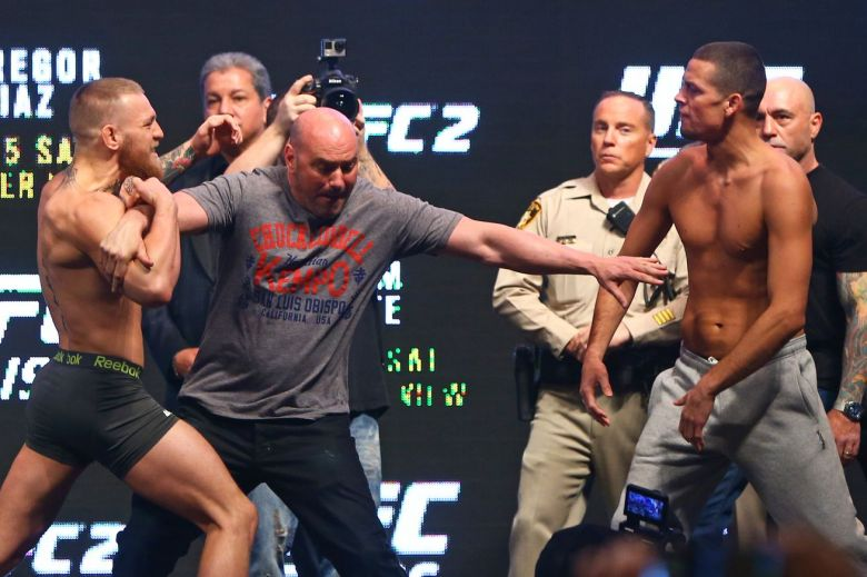 Latest UFC 202 fight card and rumors for 'Diaz vs McGregor 2' PPV on Aug. 20 in Las Vegas ...
