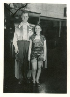 Forrie and Morojo at the 1939 WorldCon - Elvis is Everywhere?