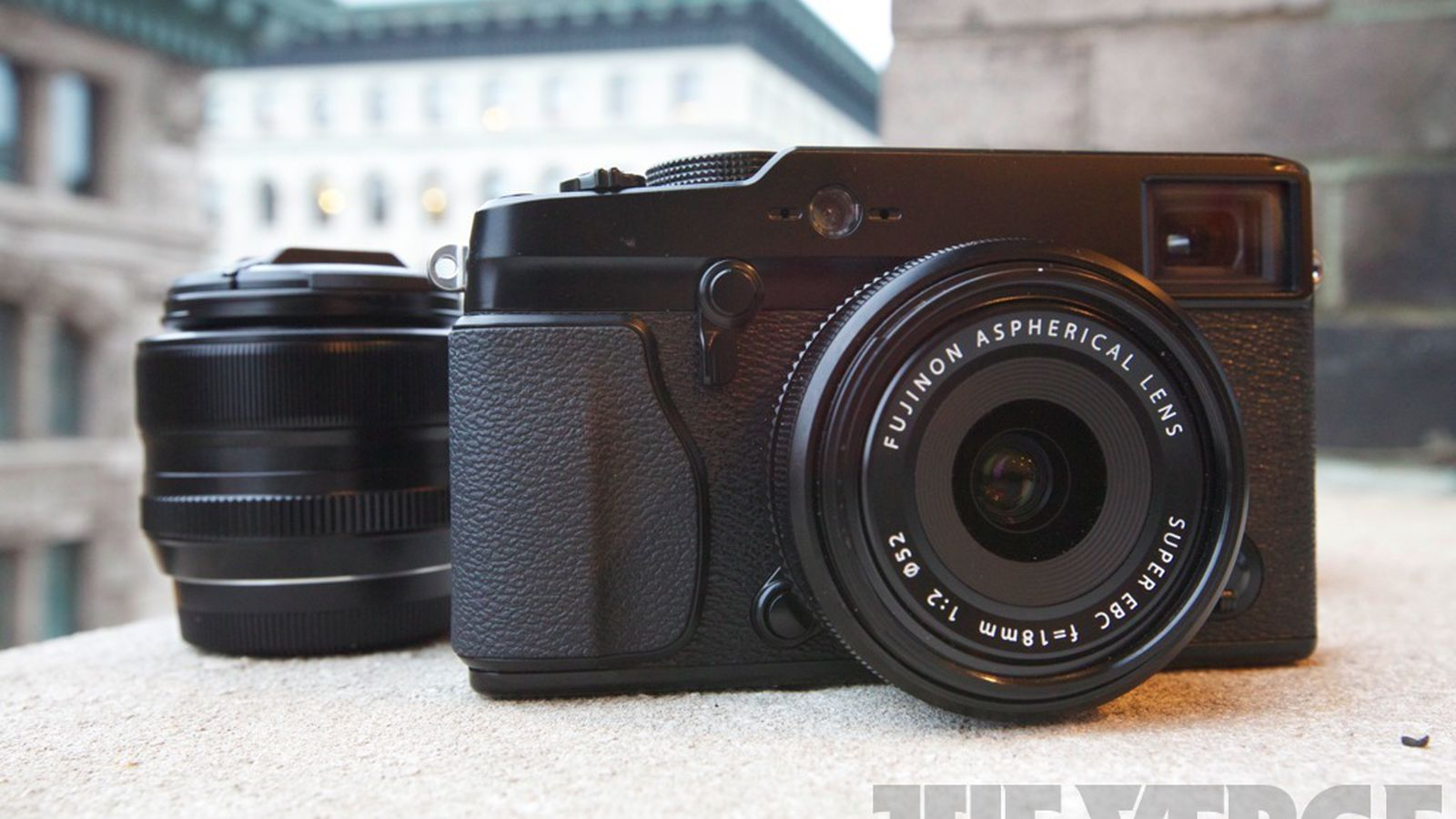 Fujifilm X Pro1 Review