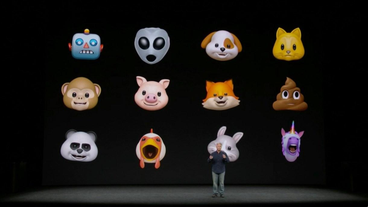 Image result for apple ar emoji