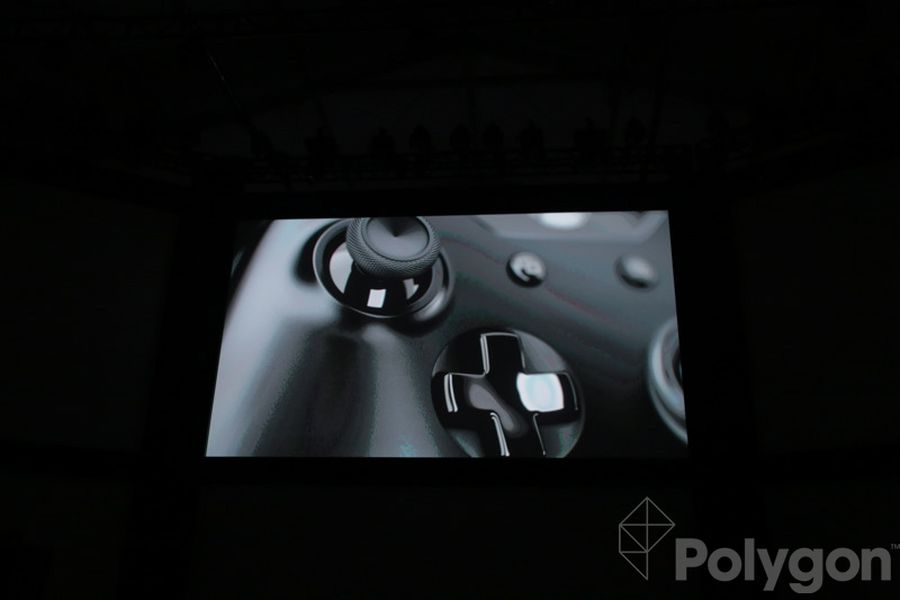 This Is The New Xbox One Controller The Verge