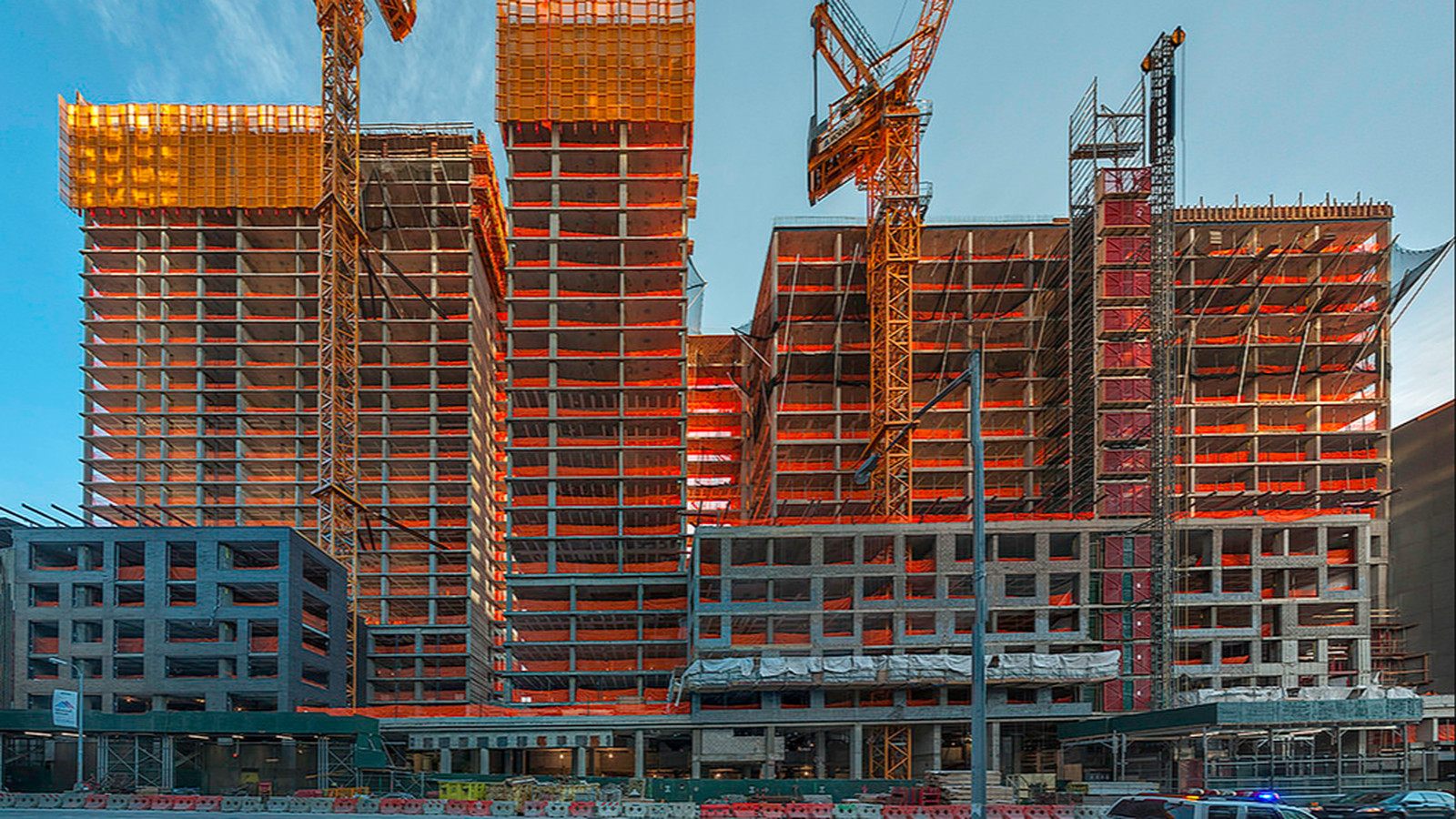TF Cornerstones Enormous Midtown West Rental Makes