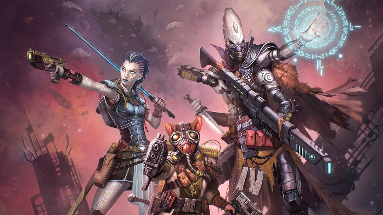 Starfinder Hopes To Do For Space Opera What D Amp D Has Done