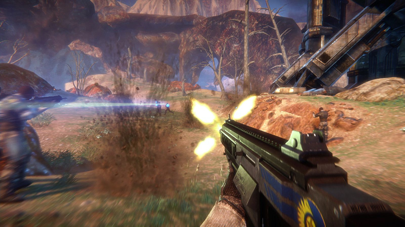 Planetside 2 Claims The Record For Most Players In An FPS Battle Polygon