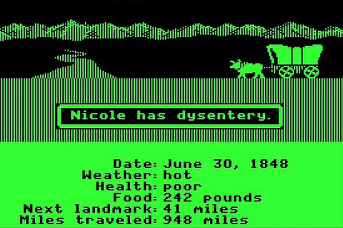 Oregon Trail Creator Wants To See Game Reimagined From The