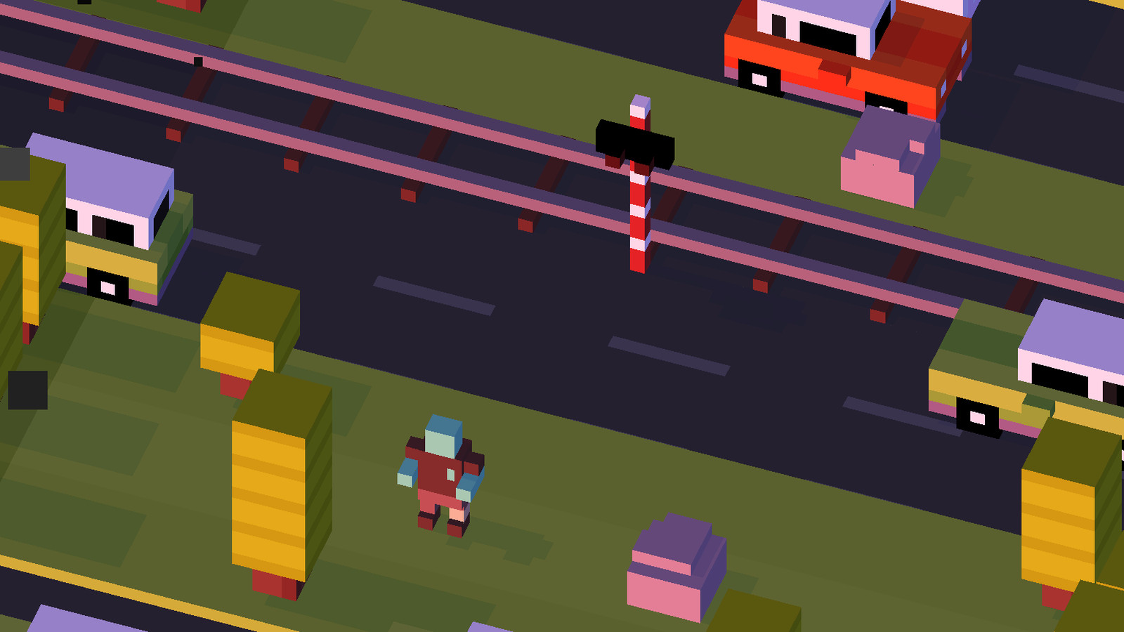 Crossy Road Comes To Google Play Correction Polygon