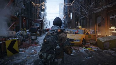 Gallery Photo: Tom Clancy's The Division first E3 screens