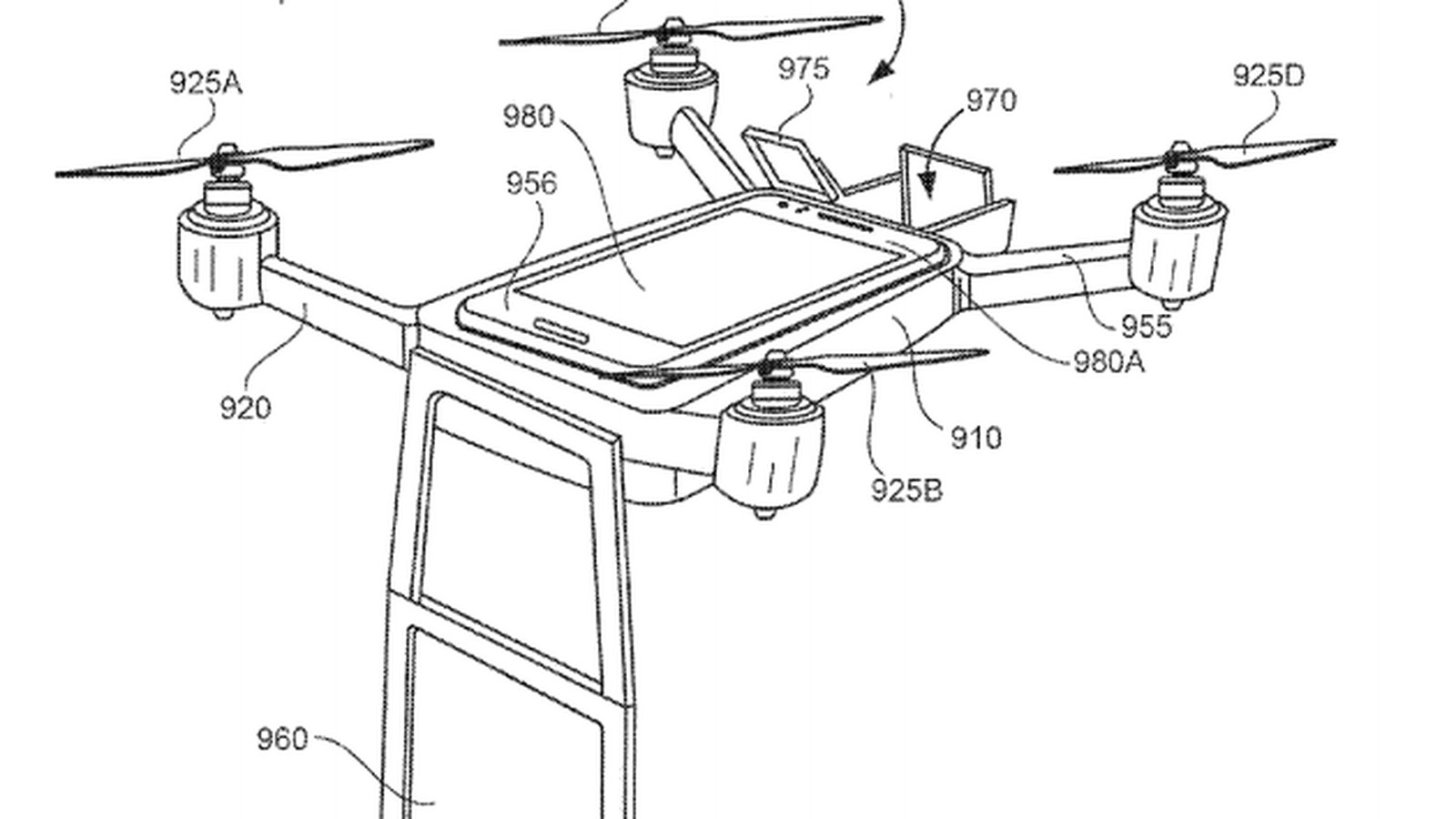 Working From Home Has Patented A Drone For