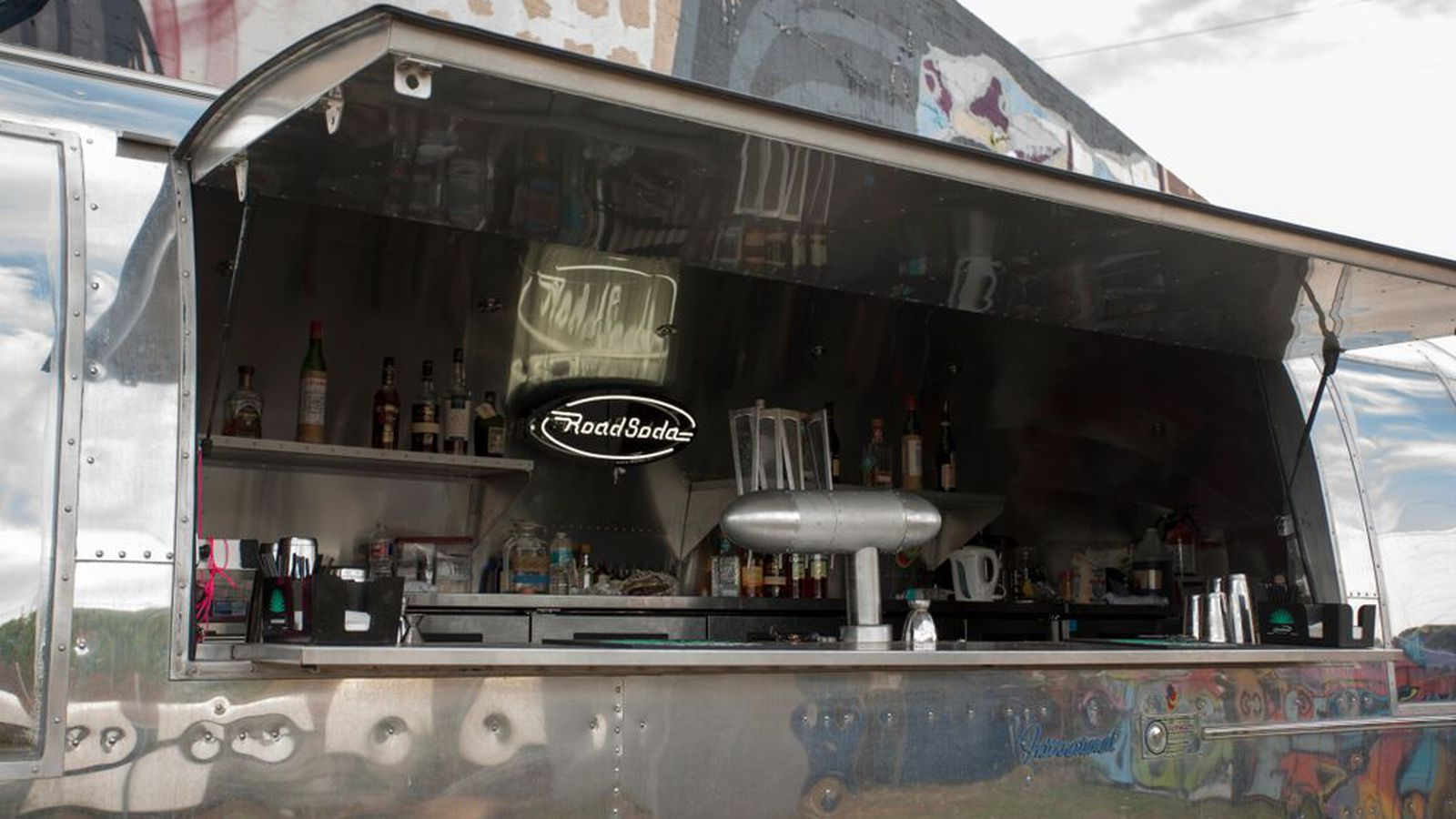 Are Mobile Cocktail Bars The Next Food Trucks Eater