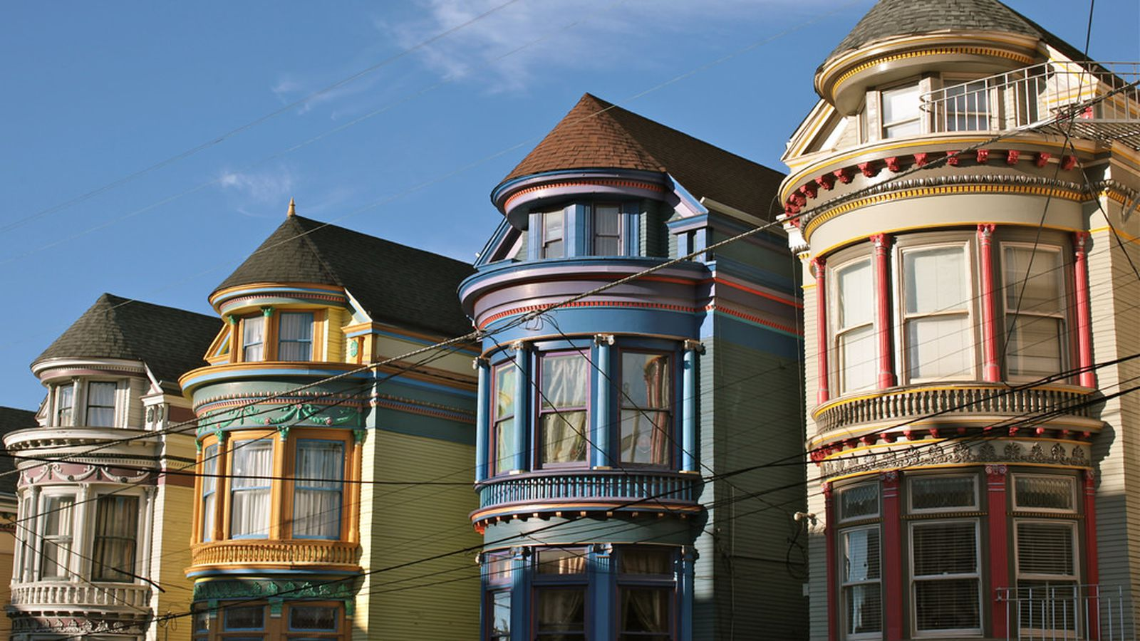 A Mapped Introduction To San Franciscos Many Varieties Of