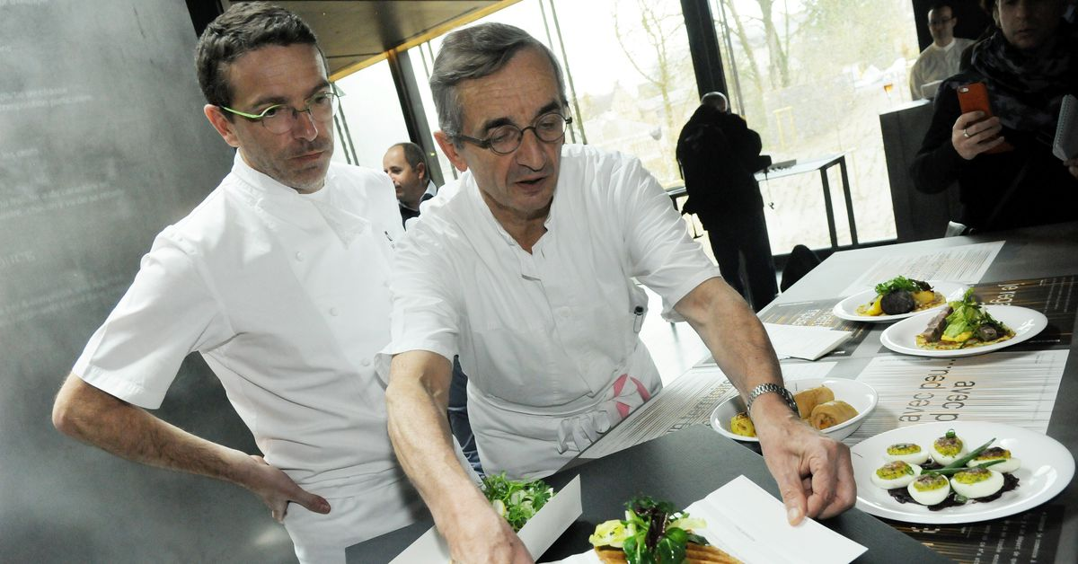 3 Michelin Star French Restaurant Wants To Be Removed From