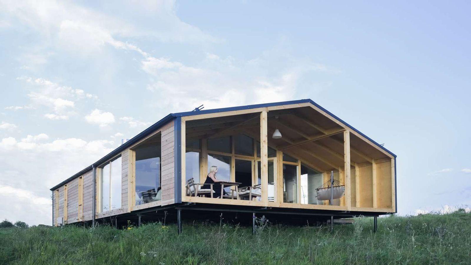 Affordable Prefab Cabin Dubldom Now Accepting U.S. Pre