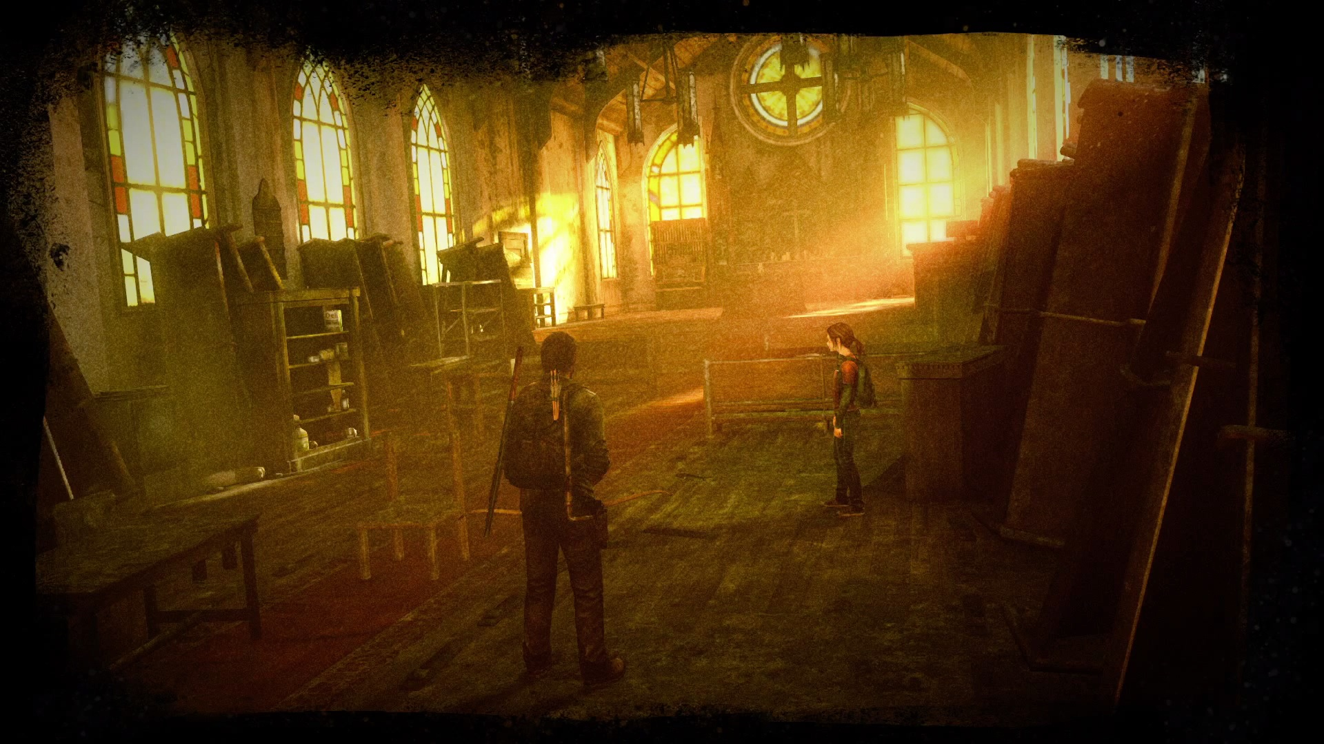 Last Of Us Remastered Photo Mode Screens Go From Brutal To