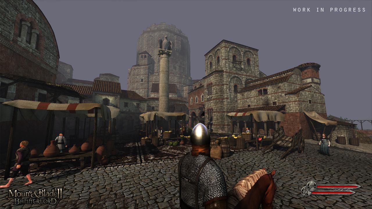 TaleWorlds Release Mount Amp Blade 2 Bannerlord Screenshots
