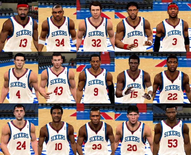 2014-2015 76ers Sporcle Quiz - Liberty Ballers