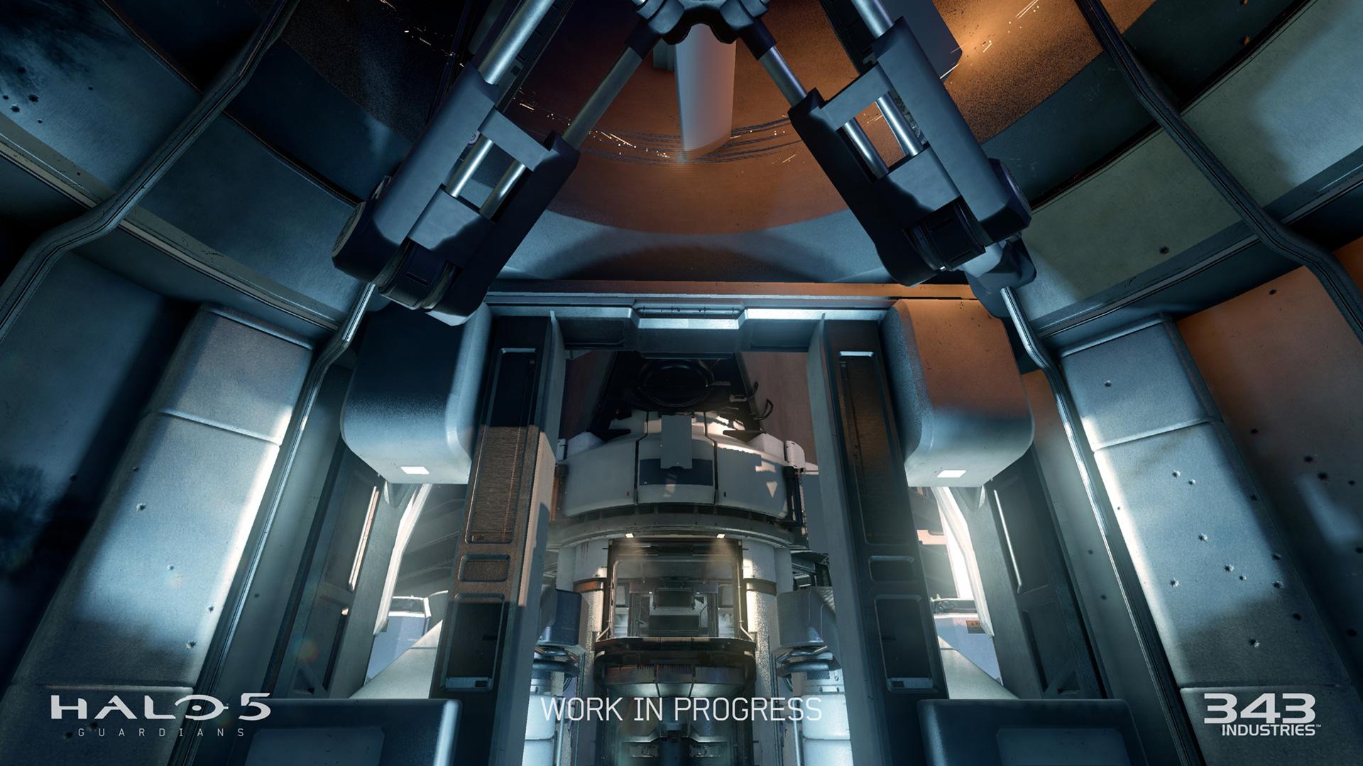 Halo 5 Guardians Beta Begins Dec 29 Polygon