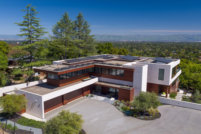 Robert Swatt Designed Los Altos Hills Home Now Asking 18