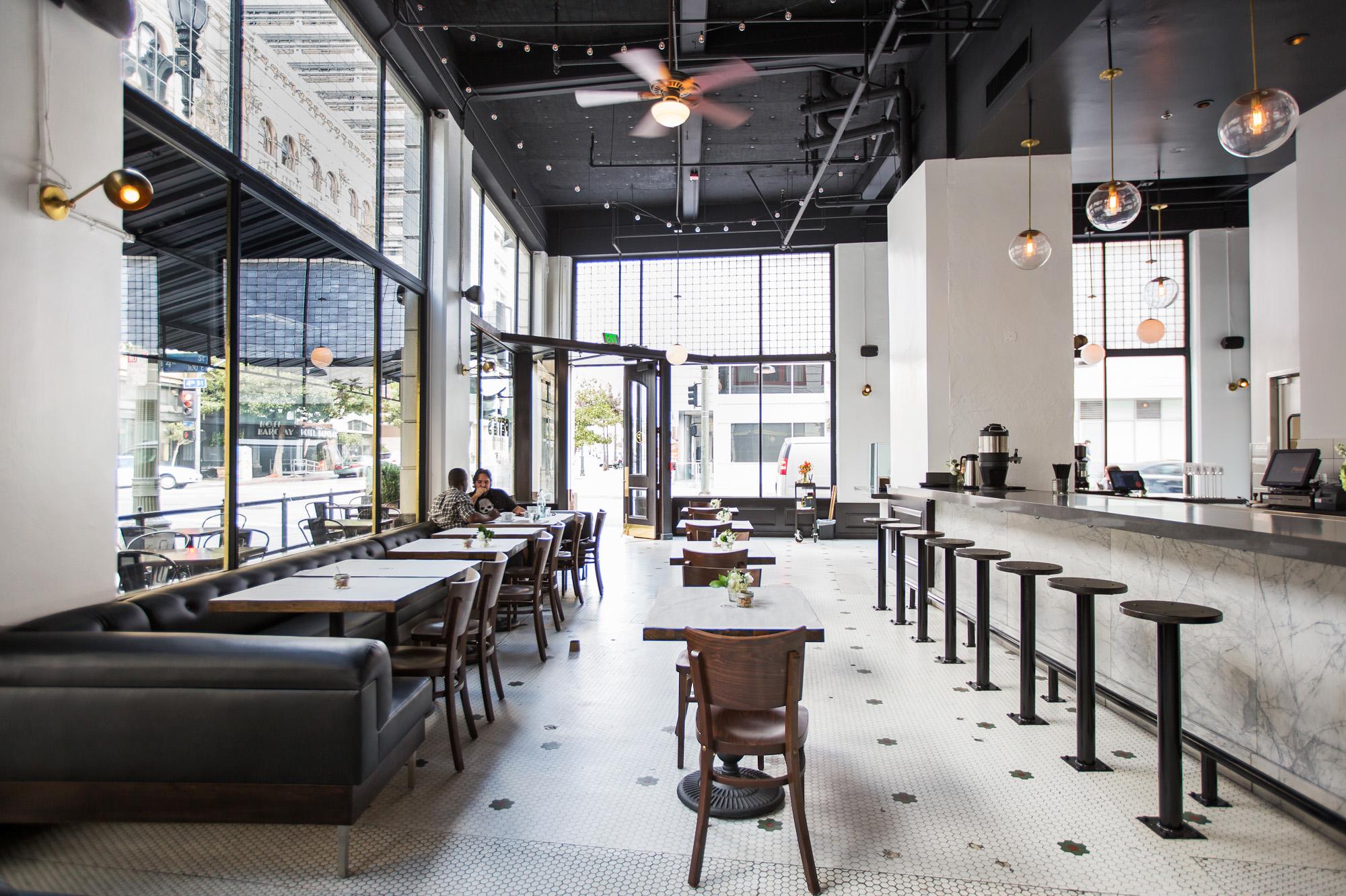 Top Ten Restaurants Downtown Los Angeles
