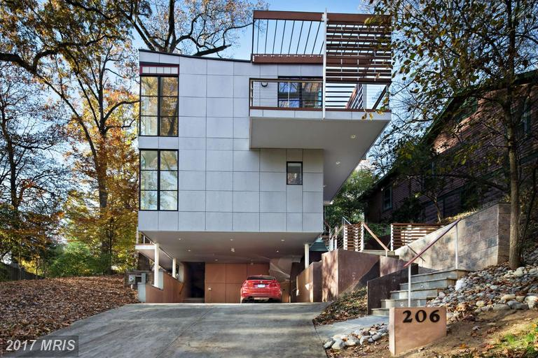See Inside The Home The Obamas Will Move Into Curbed DC