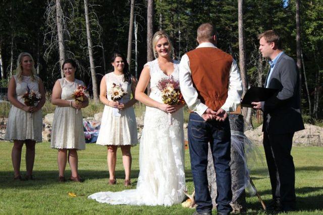 jewel basin weddings - venue - kalispell, mt - weddingwire