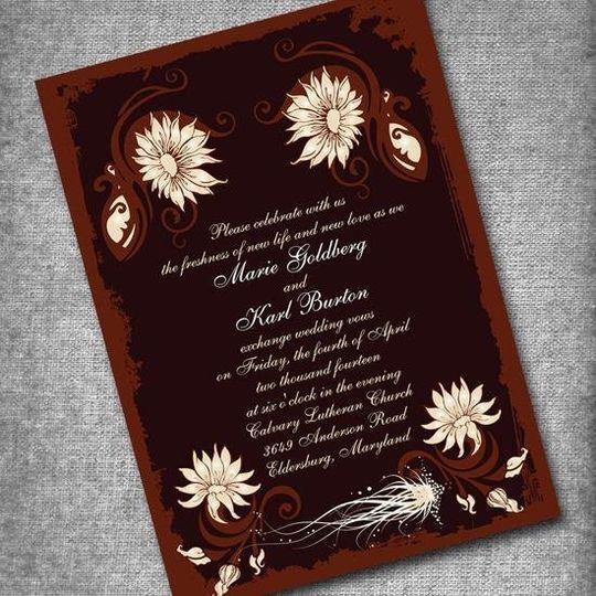 Custom Invitations Fresno Ca