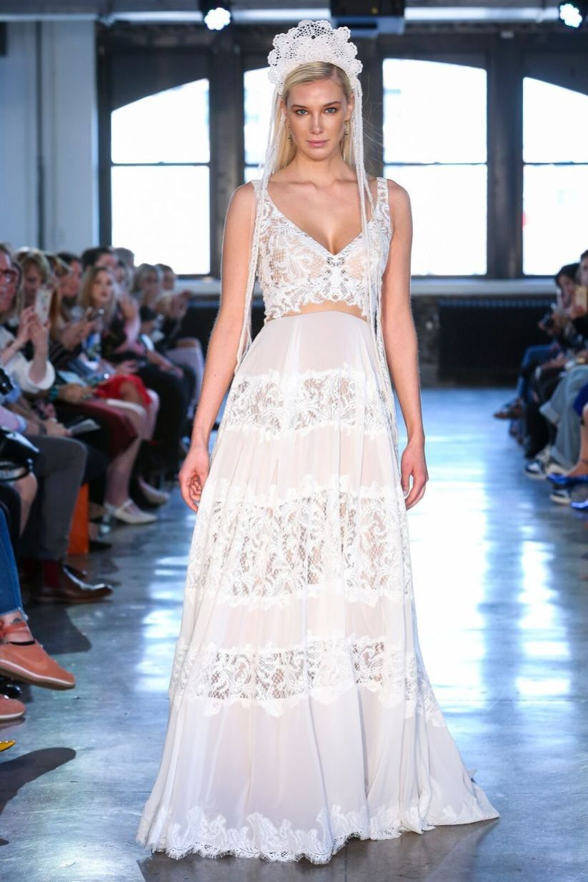 15 Boho Wedding Dresses That Will Leave You Wonderstruck