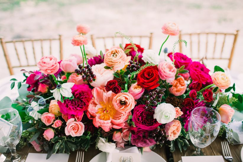 The 25 Wedding Flower Arrangements You'll Probably Need On