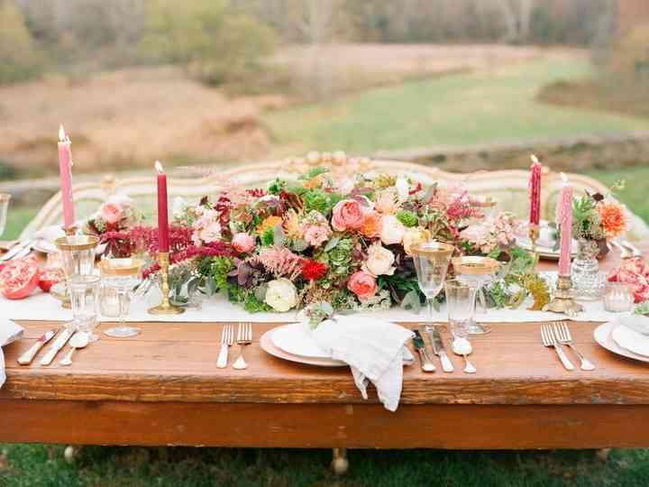 Exactly How To Pick Your Wedding Colors Weddingwire