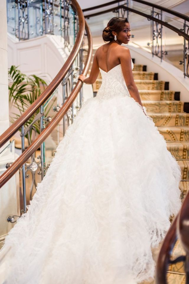 26 modern hairstyles for black brides - weddingwire