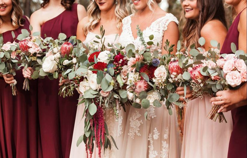 27 Red Wedding Theme Ideas To Steal For A Bold Color