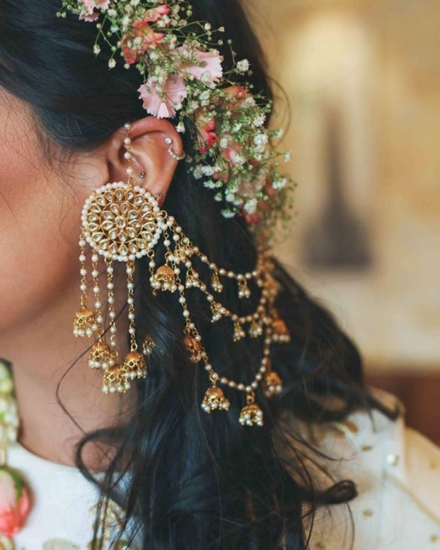 the only 6 indian wedding hairstyles every bride-to-be needs