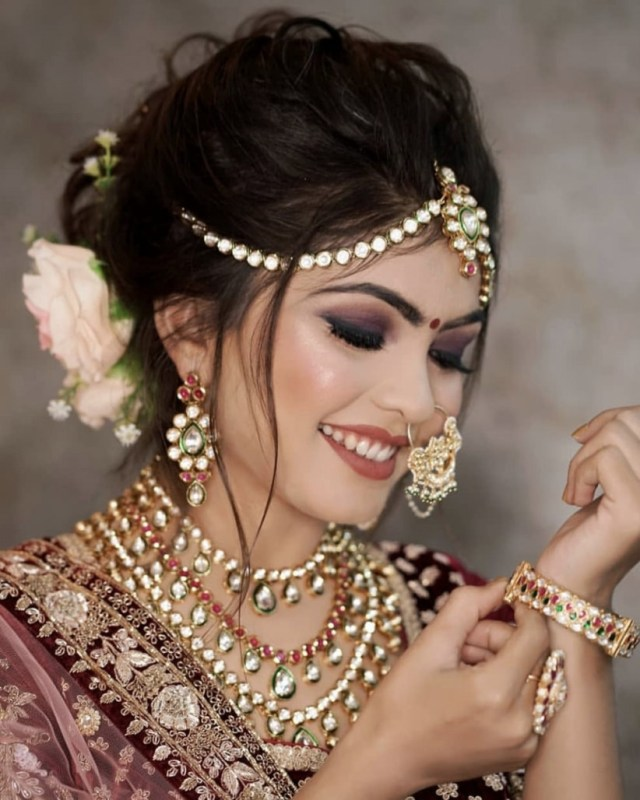 essential tips on how to choose a dulhan hair style that