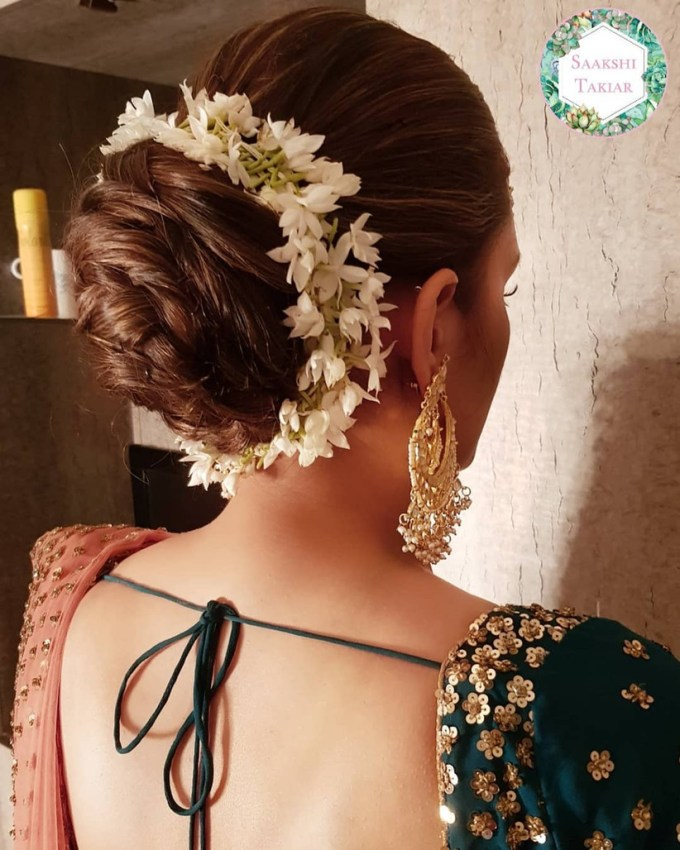 trending indian wedding hairstyles for medium hair you need