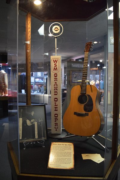 Inside Nashvilles Incredible Willie Nelson And Friends Museum