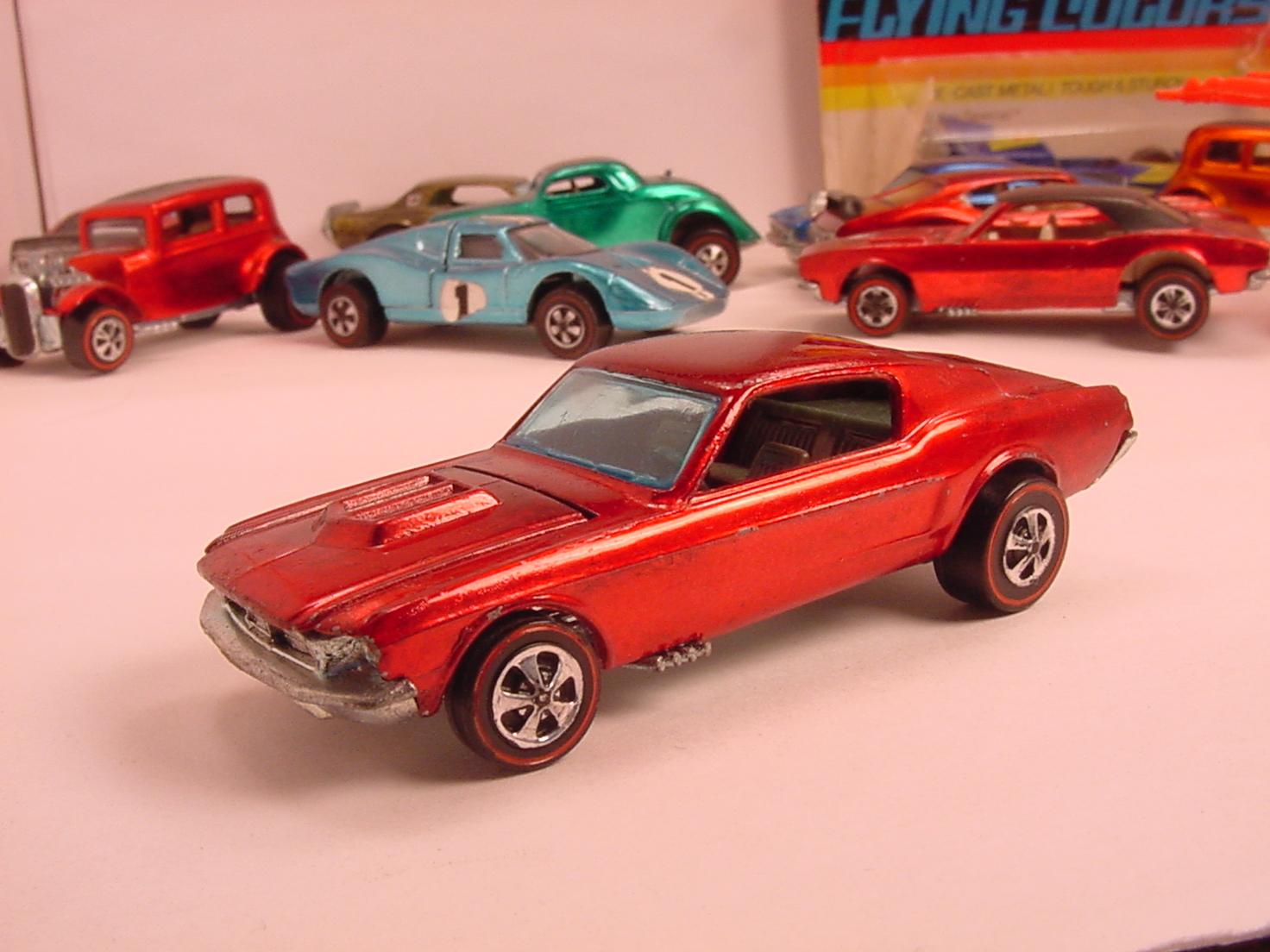 1986 Mustang Custom Wheels