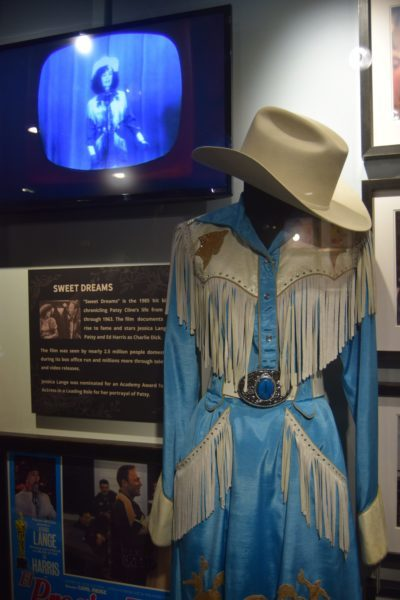 Patsy Cline Museum Opens In Downtown Nashville
