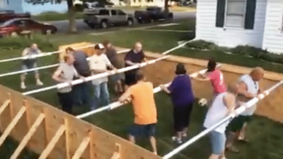 How Build Yard Games