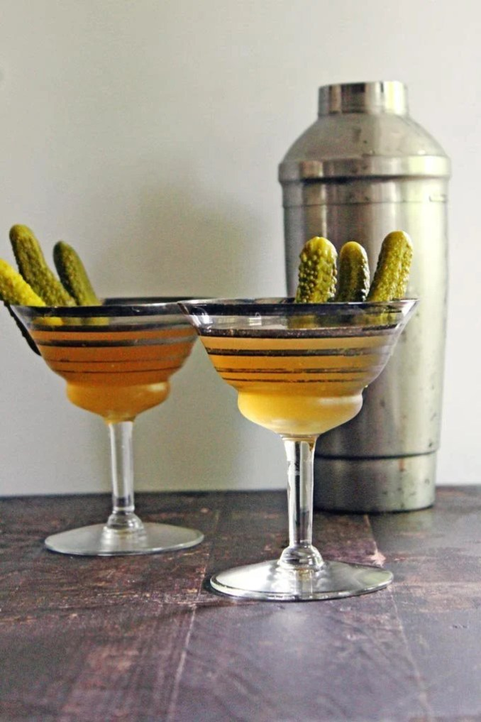 The 5 Best Pickle Juice Cocktails You Can (and Should