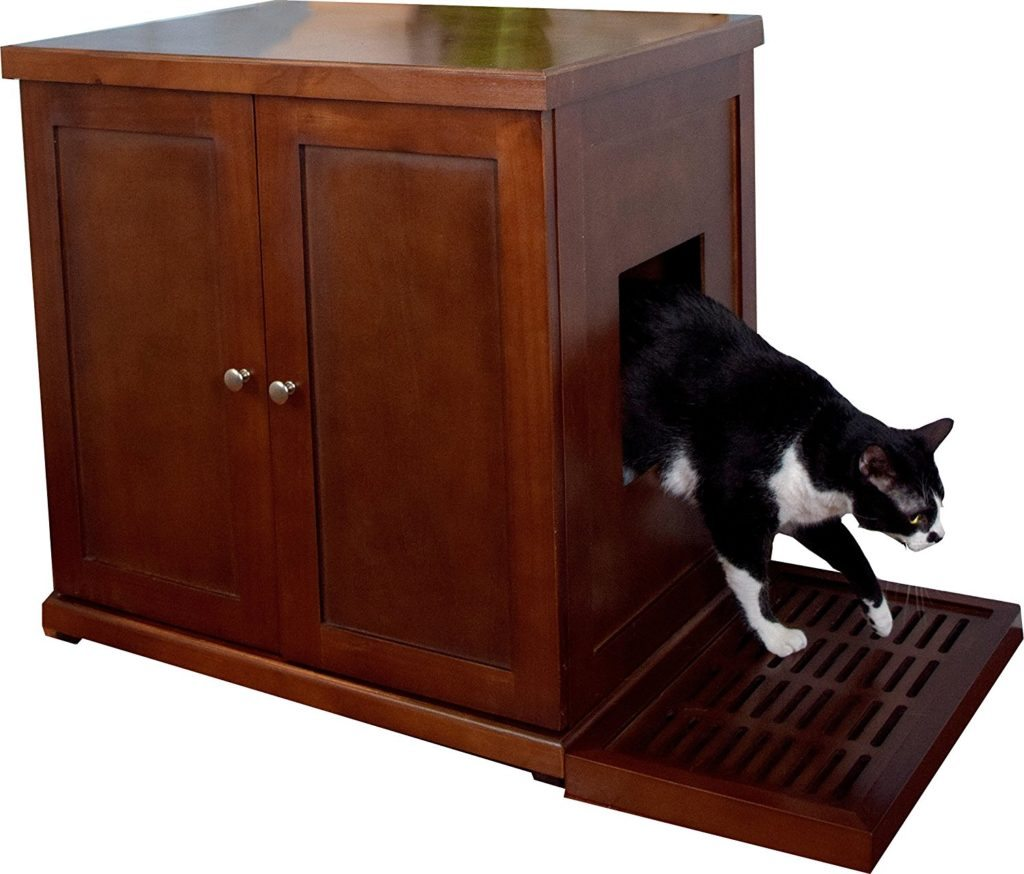 Litter Box Furniture 6 Ways To Hide The Cat Bathroom