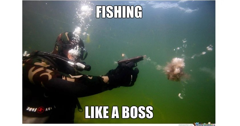 Top 20 Fishing Memes On The Internet