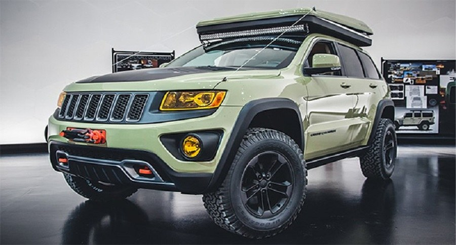Road Tires Jeep 2015 Cherokee
