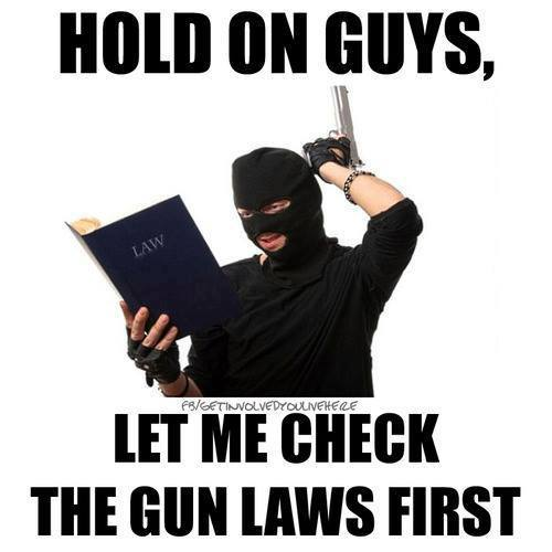 Image result for GUN CONTROL MEME